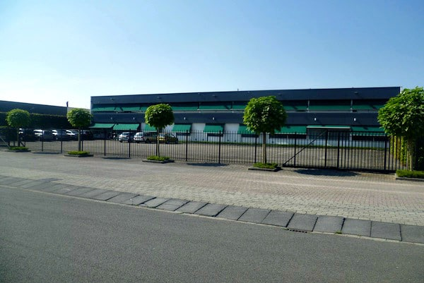 kantoor units te huur industrieterrein de krogten breda