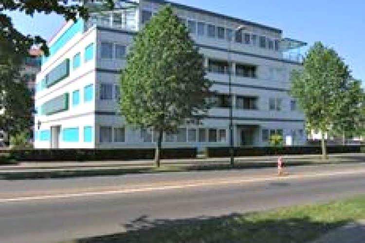 kantoorgebouw te huur bedrijvenpark maaspoort