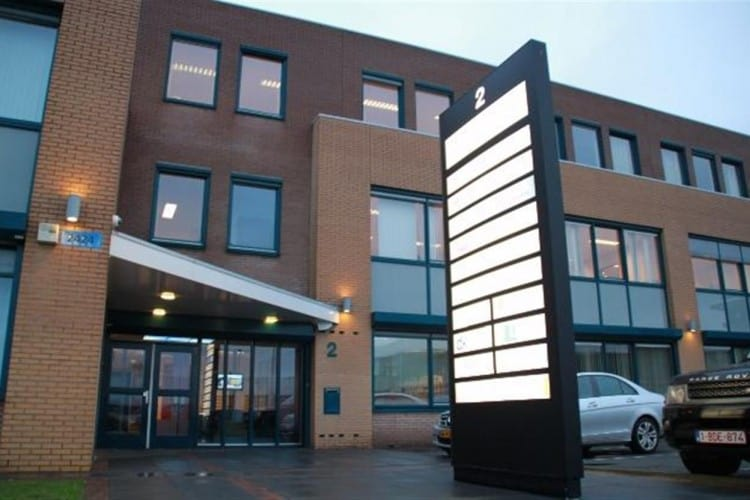 kantoorruimte modern gebouw breda