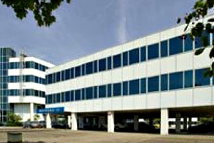 kantorencomplex bedrijventerrein legmeer amstelveen