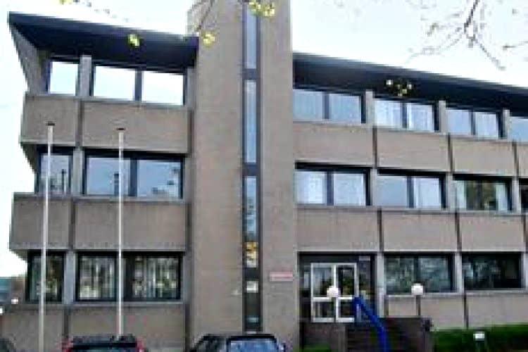 kantorengebouw gelegen bedrijventerrein moleneind breda