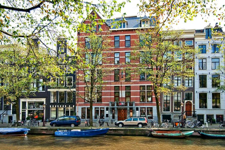 Volledig ingericht kantoor huren in amsterdam nieuw west for Herengracht amsterdam