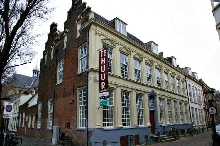 Kantoorruimte, bedrijfsruimte of werkplek huren in Utrecht?