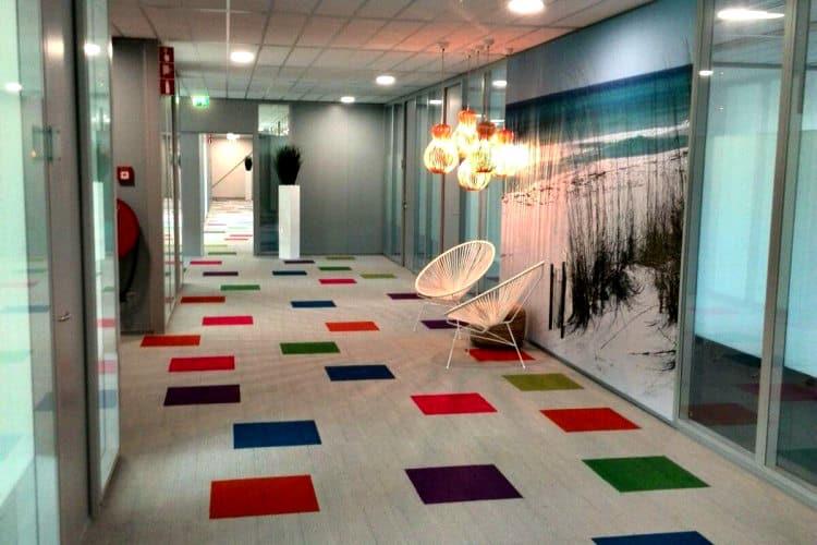 modern kantoorpand haarlem