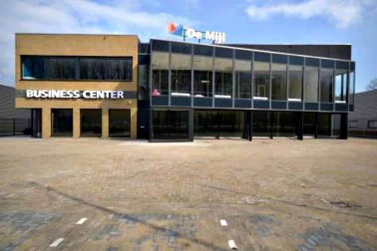 business center flexibele werkplekken alblasserdam