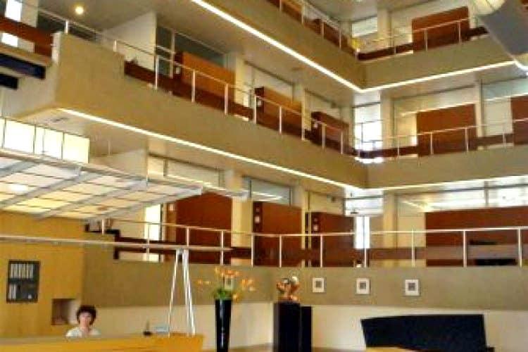 gestoffeerde kantoorruimtes business center tilburg