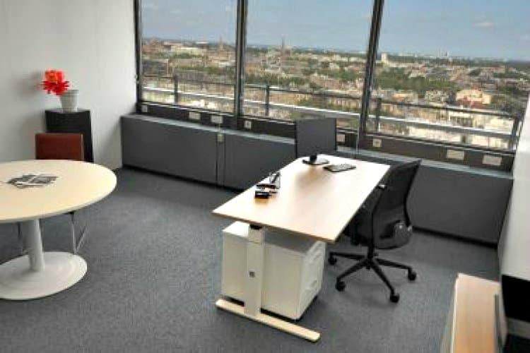 kantoor huren den haag centrum schedeldoekshaven