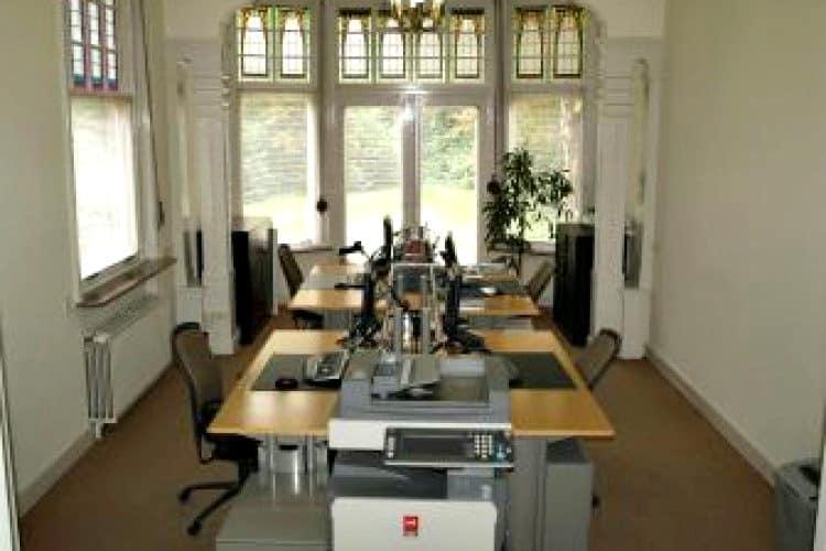 kantoor nabijheid nijmegen station