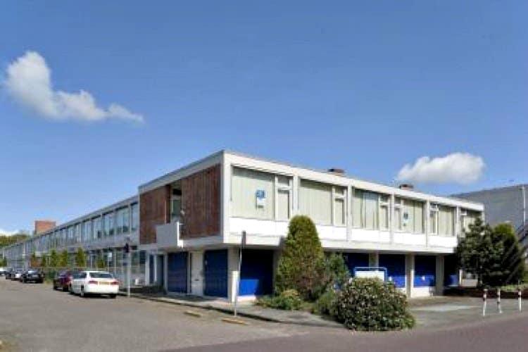 kantoorgebouw bedrijventerrein havenkwartier hilversum