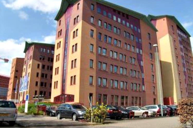 kantoorgebouw gelegen kantorengebied hanzepark deventer