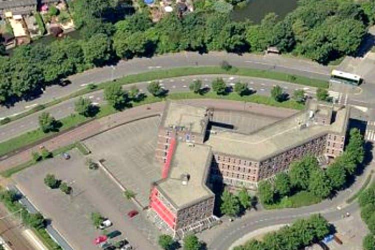 kantoorgebouw gelegen station alkmaar noord