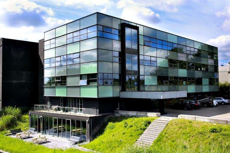 kantoorruimte huren bedrijvencentrum luminos eindhoven