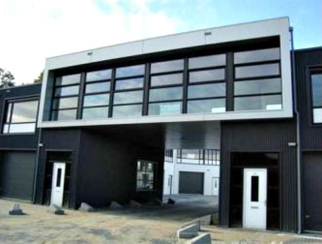 kleinschalige kantoorruimte te huur bedrijventerrein bunnik