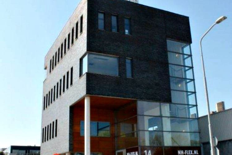 modern kantoorgebouw gelegen alkmaar overstad