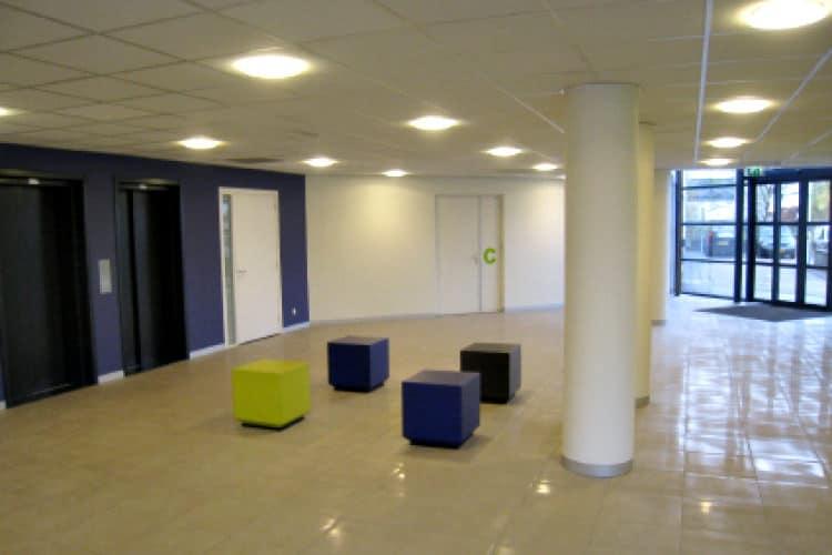 representatieve kantoorruimte bedrijvenpark kerkelanden