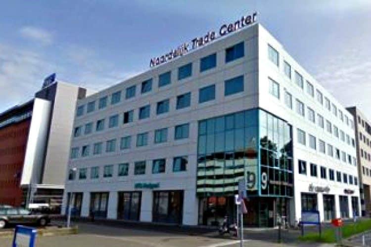 business center aan de rand groningen centrum te huur