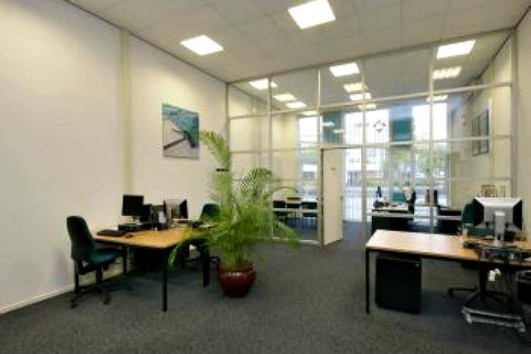 business center in kantorencomplex te heerhugowaard