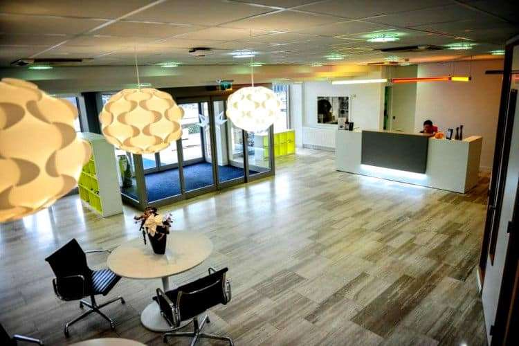 business center te huur waarderpolder haarlem