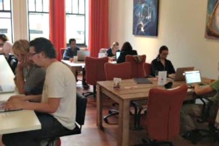 flexibele werkplekken kantoorunits te huur groningen centrum
