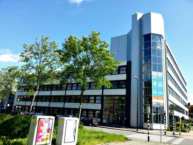 kantoor object entree kantorengebied plaspoelpolder rijswijk