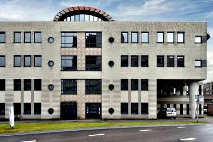 kantoorgebouw kantorencomplex trias helmond