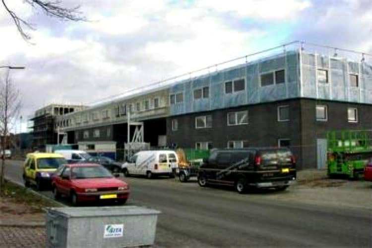 kantoorruimte op bedrijventerrein lorentz harderwijk