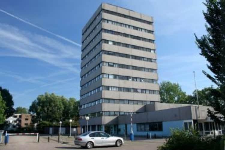 kantorencomplex wijk paddepoel groningen