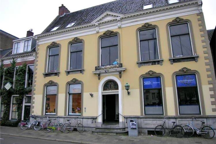 monumentaal kantoorgebouw te huur groningen