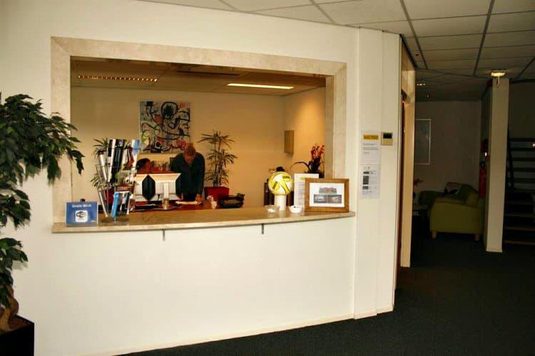 representatieve kantoor locatie nabij lelystad airport
