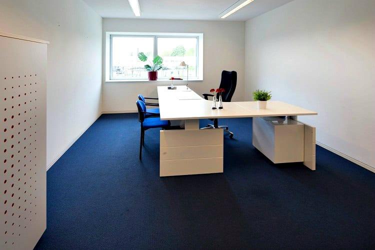 werkplek huren business center borrekuil