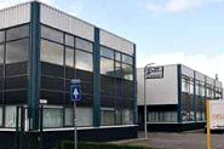 business center op een goed bereikbare locatie in utrecht