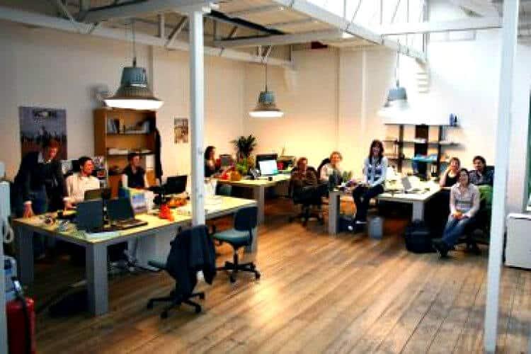 creatieve bedrijvencomplex op een unieke plek in hartje utrecht