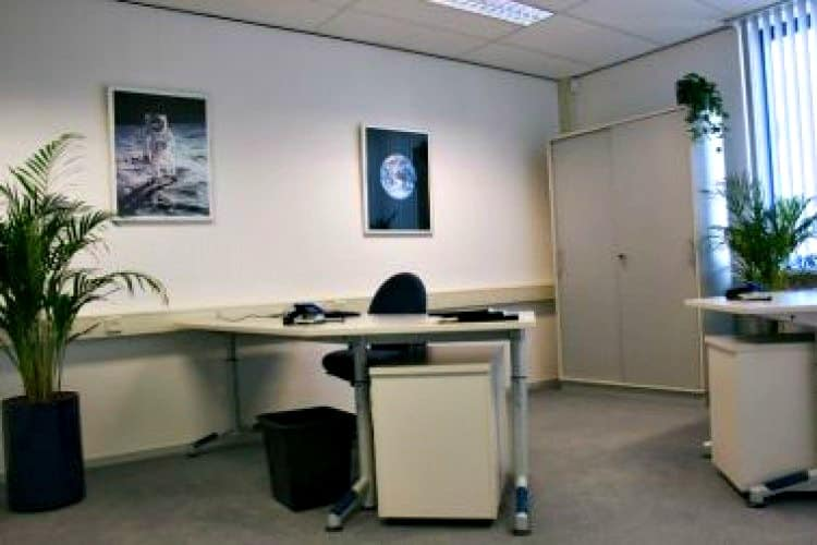 diverse gestoffeerde kantoorruimtes business center roosendaal