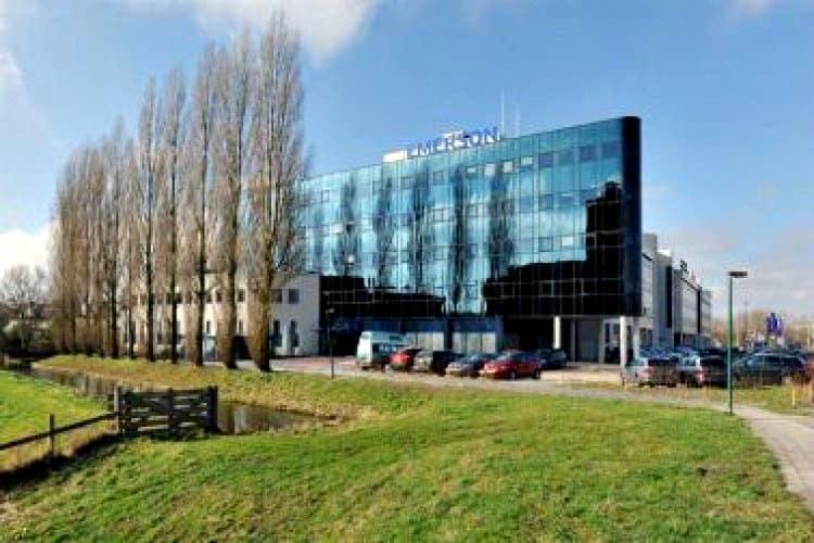 goed bereikbaar business park met kantoren te huur rijswijk