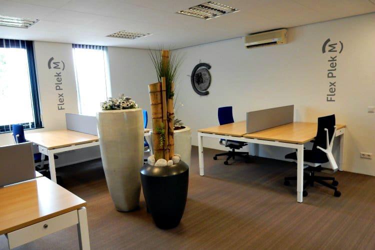 inspirerende flexibele werkplek te huur oosterhout