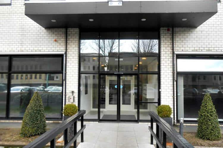 kantoor en bedrijfspand gelegen op bedrijventerrein sloterdijk II amsterdam