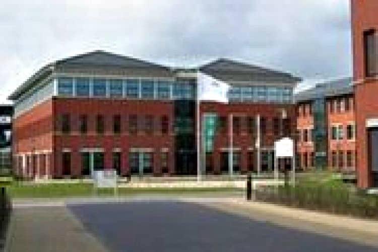 kantoorgebouw gelegen kantorenpark la palissade vianen