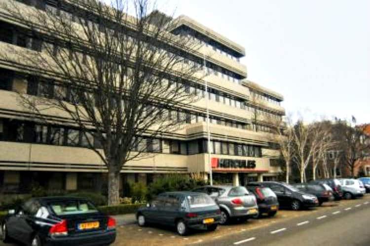 kantoorgebouw met zes verdiepingen te huur plaspoelpolder