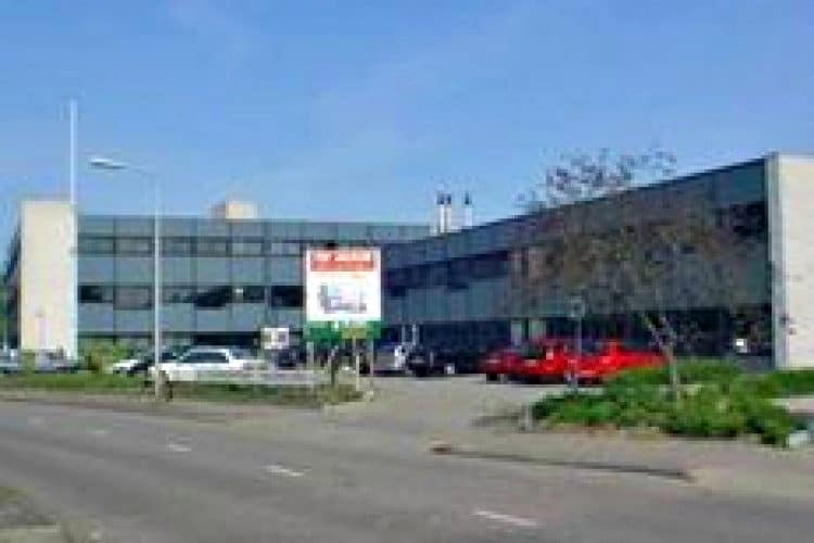 kantoorruimte beschikbaar bedrijfsverzamelgebouw waddinxveen
