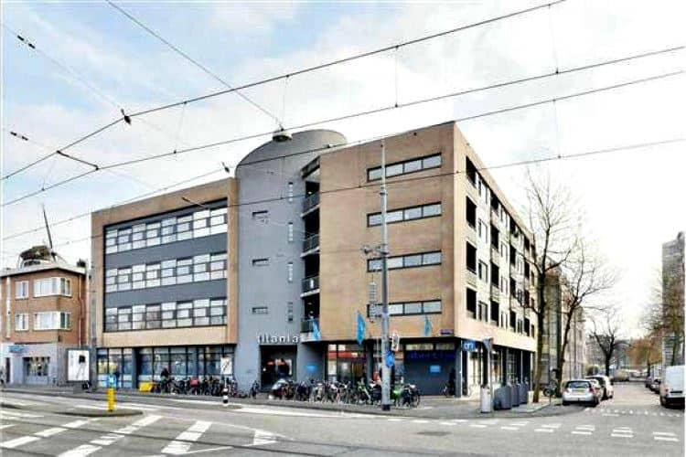 kantoorruimte in amsterdam oost te huur op de sarphatistraat 706