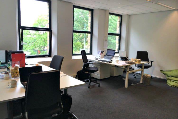 kantoorruimte op de naritaweg in amsterdam west te huur