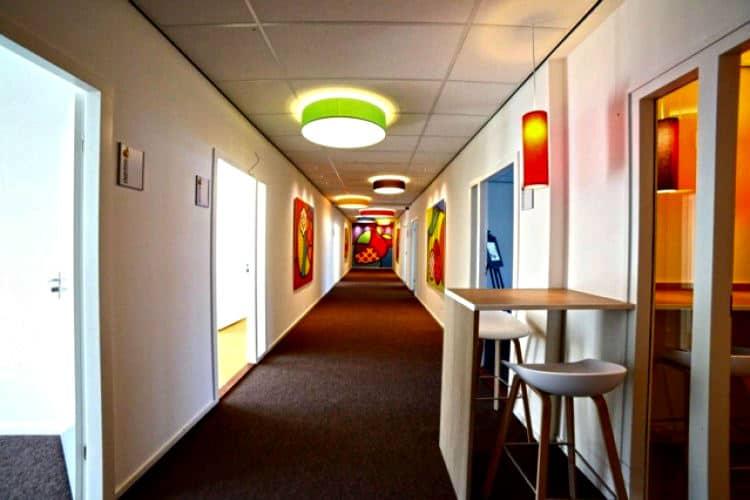 kantoorvilla te huur businesspark plaspoelpolder rijswijk