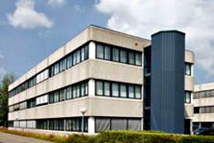 kantorencomplex op bedrijventerrein lage weide te utrecht