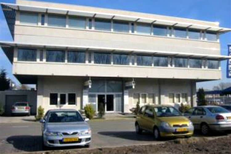 multifunctioneel bedrijvencentrum in business center develpoort te zwijndrecht