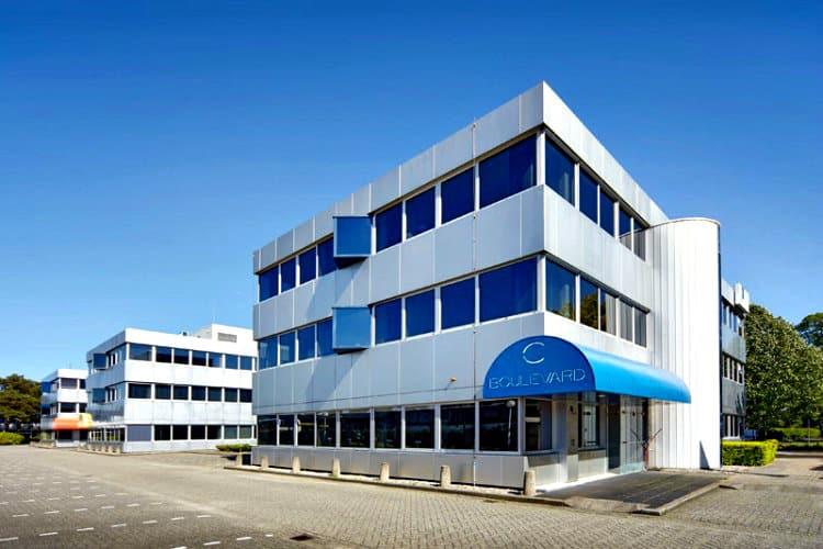 representatief kantoorgebouw met goede bereikbaarheid te huur zeist