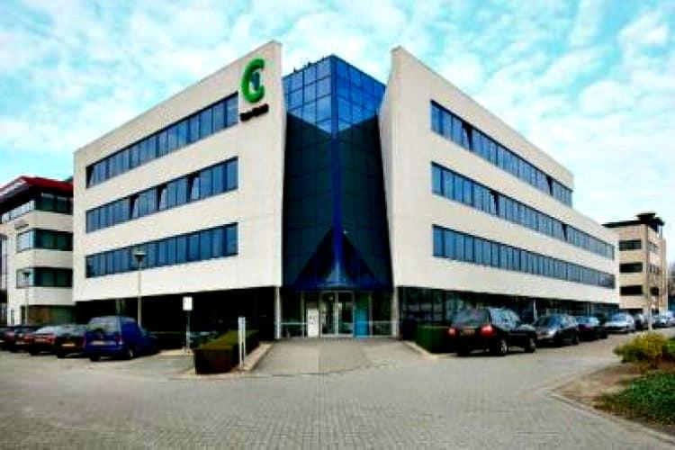 representatief kantoorgebouw op bedrijvenpark noorderpoort venlo