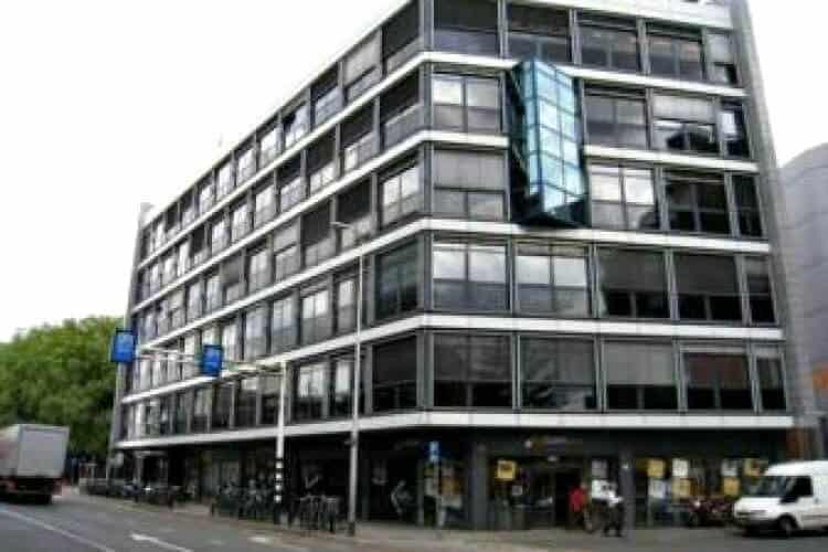 representatieve kantoorruimte aan de st jacobsstraat te utrecht