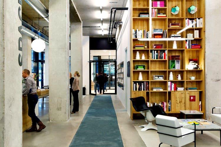 stijlvolle en betaalbare kantoorruimtes op een toplocatie in amsterdam