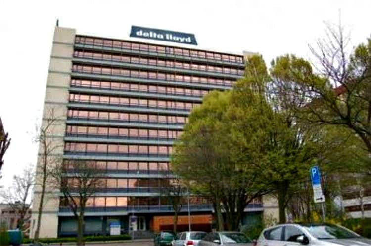 vrijstaand kantoorgebouw gevestigd directe omgeving rijswijk wintershall