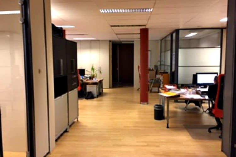 zelfstandige kantoorruimte in buitenveldert dichtbij de amsterdamse zuidas